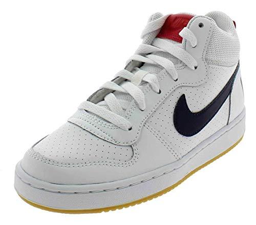 Nike Court Borough Mid, Zapatillas Altas para Hombre: Amazon