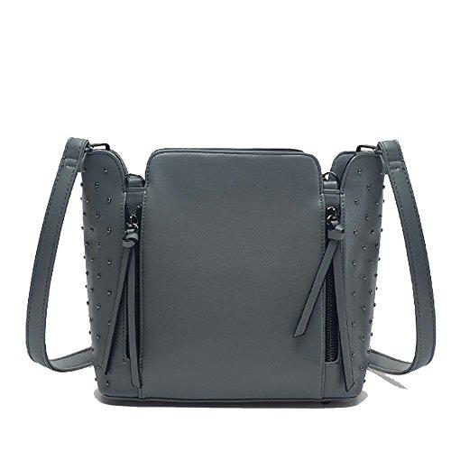 cchuang-classic-retro-rivet-fringed-shoulder-bag-mobile-messenger-baggray