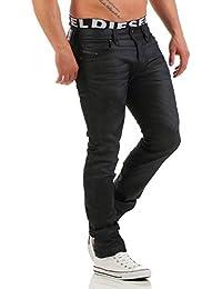 Diesel - Jeans - Homme noir noir
