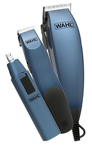 Wahl 79305-2817 Hair Clipper & Trimmer Gift Set (Wahl Clippers Herren)