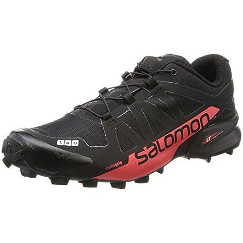 Salomon L39122100, Zapatillas de Senderismo Unisex Adulto