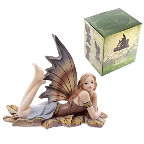 Shades of Autumn Fairy - figurine from the Tales of Avalon Collection by Lisa Parker