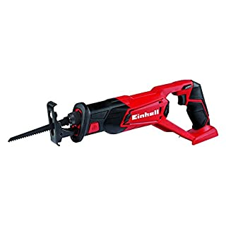 Einhell TE-AP 18 Li Solo Power X-Change 18 V Lithium Cordless Reciprocating Saw - Red