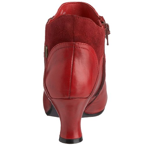 Hush Puppies Vivianna, Boots femme Rouge (Red/Multi)