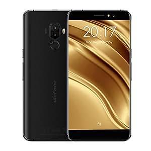 "Ulefone S8 Pro Smartphone 4G Android 7.0 (MTK6737 Quad Core 1.3GHz, 5.3"" IPS HD Schermo, 2GB RAM 16GB ROM, 5MP+5MP+13MP Camera, Fingerprint ID, Dual SIM, 3000mAh Batteria) Nero"