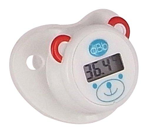 dBb Remond Thermomètre Sucette Blanc
