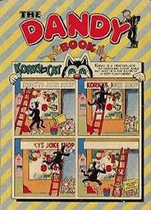 The Dandy Book: Annual 1956