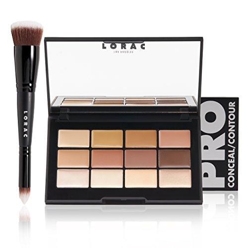 LORAC Cosmetics Conceal/Contour Palette, Multi, 0.47 Oz -