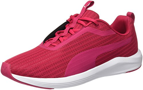 Puma Damen Prowl Hallenschuhe, Pink (Love Potion-White), 38 EU