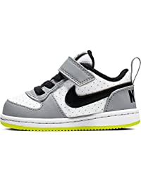 size 40 6f8d1 a0963 Nike Court Borough Low (TDV), Scarpe da Basket Unisex – Bambini
