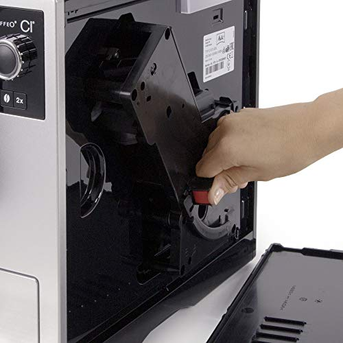 Entnehmbare Brüheinheit der Melitta Kaffeemühle