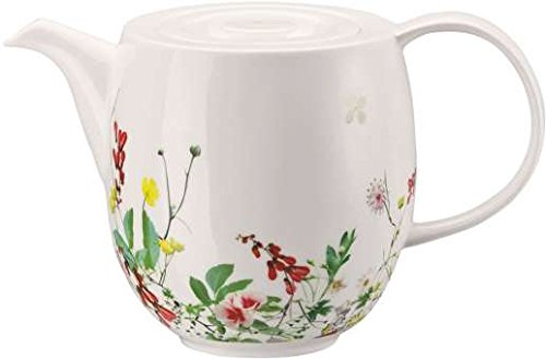 Rosenthal - Brillance - Fleurs Sauvages - Kaffeekanne für 6 Personen - Porzellan - 1,5 l