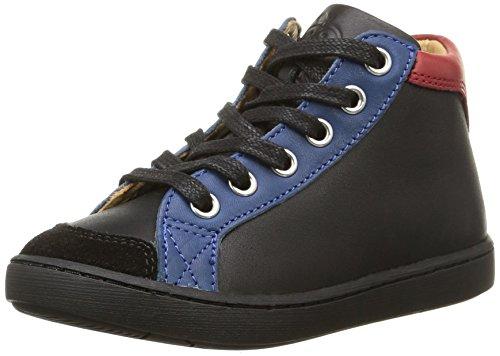 Shoo Pom - Play Zip, Sneakers per bambini e ragazzi, multicolore (lipiz black/bleu/k/multi), 31