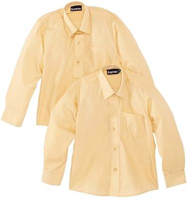 Blue Max Banner - Camisa para niño, pack de 2