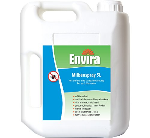ENVIRA Anti-Milben-Mittel 5Ltr