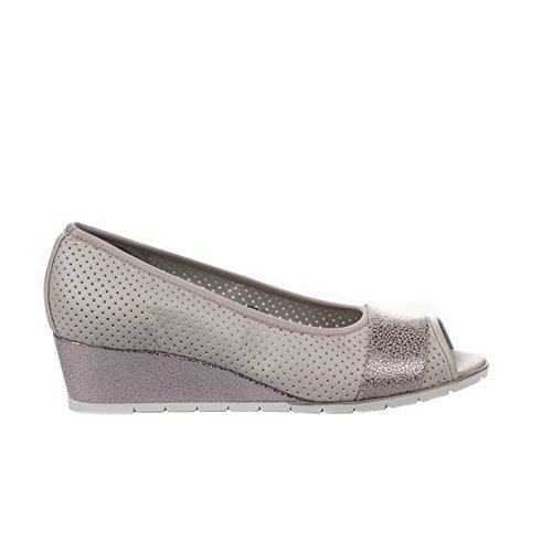 Chaussures de confort femme - CYPRES - Beige - 331876A - Millim Beige