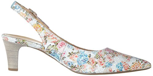 Gabor Damen Fashion Pumps Weiß (weiss 41)