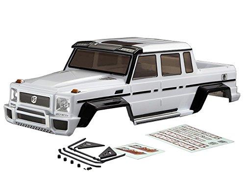 Killerbody Horri Bull Scale White RTU 1:10 Karosserie Crawler Truck KB48334