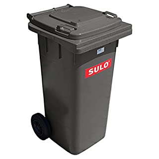 Universal Sulo Müllgrossbehälter 120 L Grau Vario