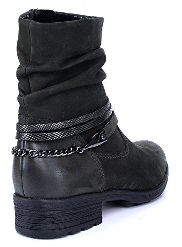 Gabor - Scarpe chiuse Donna Grigio (grigio)