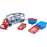 Mattel CKD34 Disney Cars Colour Changer Mack Transporter Toy
