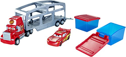 Image of Disney Cars Colour Changer Mack Transporter Toy
