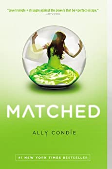 Matched (Matched, Book 1) par [Condie, Ally]