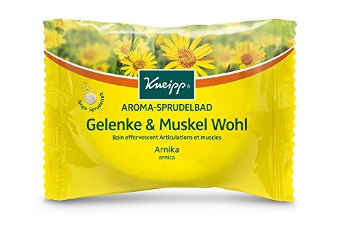 Kneipp Aroma-Sprudelbad Gelenke und Muskel Wohl 80 g, 6er Pack (6 x 80 g)
