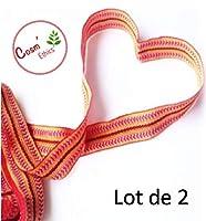 Le Kardoune provient d'Algérie utilisé par les femmes berbères d'où les couleurs rouges oranges il sert à lisser les cheveux sans chaleur et à protéger les cheveux des frottements pendant la nuit. Il est efficace sur tout type de cheveux, ondulés, bo...