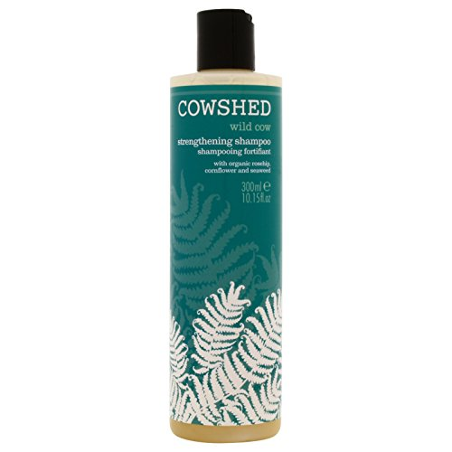 Cowshed Soin Wild Vache Shampooing Fortifiant 300 ml
