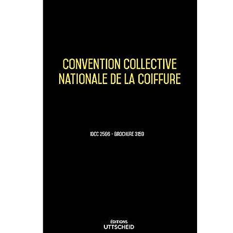 Convention collective nationale de la coiffure SEPTEMBRE 2017 + Grille
