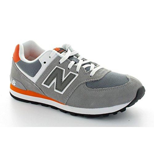 New Balance 478150-43, Chaussures Lacées Mixte enfant