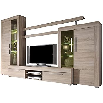 Luka Modern Set Tv Table Entertainment Unit Tv Stand Living Room Furniture Set Amazon