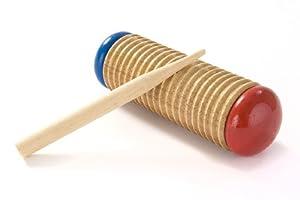 Percussion Plus Wood Shaker/Guiro