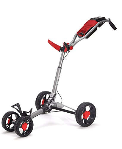 Sun Mountain Reflex Chariot Charcoal/Red