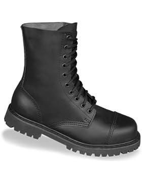 Phantom Ranger Leder Stiefel / Schuhe (Stahlkappe)