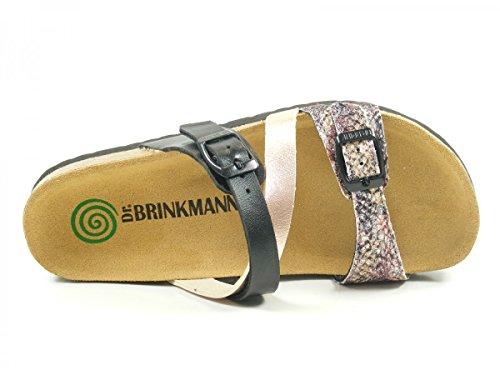 Dr. Brinkmann 700990 Zoccoli donna Rosa
