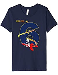 5159b591a6 Kinder Geburtstagsshirt 6 Jahre Junge Rakete Astronaut
