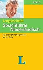 Langenscheidt Sprachführer Niederländisch: Für alle wichtigen Situationen auf der Reise