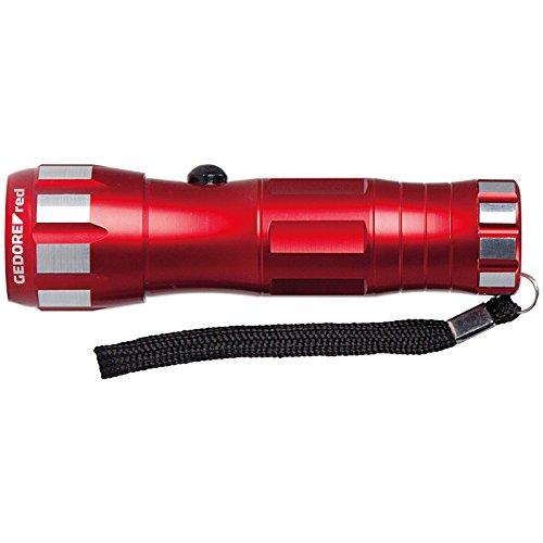 GEDORE red LED-Taschenlampe Länge 130 mm