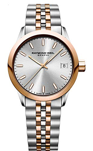Raymond Weil Freelancer Two-Tone Rose