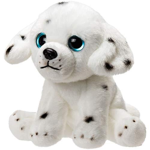 Suki Gifts 12804 Yomiko Babies 12804 - Kuscheltier Dalmatiner Hund, mehrfarbig