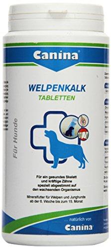 Canina Welpenkalk Tabletten, 1er Pack (1 x 0.35 kg)