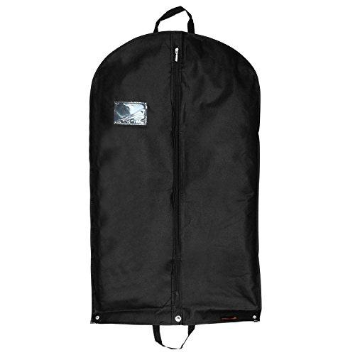 Hangerworld - Housse de Voyage Pliable pour Transporter Costumes/Chemises 100 x 61cm