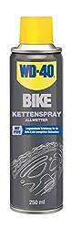 WD-40 Bike Kettenspray Allwetter 250 ml, transparent, 49703