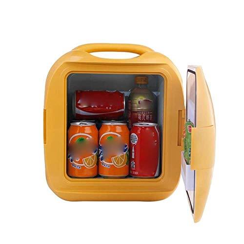 Preisvergleich Produktbild XSWZAQ-bx Kühlwagen kleinen Kühlschrank Mikro-kleinen gefrorenen 8L Auto nach Hause Kühlschrank,  Mini vertikale Modetemperatur