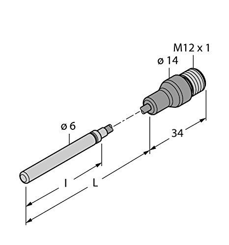 9910481-TP-LINK 306a Sonde de détection de CF-h1141L5000, température