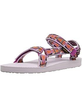 Teva Damen W Original Universal Sandalen, Mehrfarbig