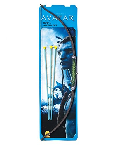 Avatar Navi Pfeil und Bogen (Avatar Na'vi Kostüm)
