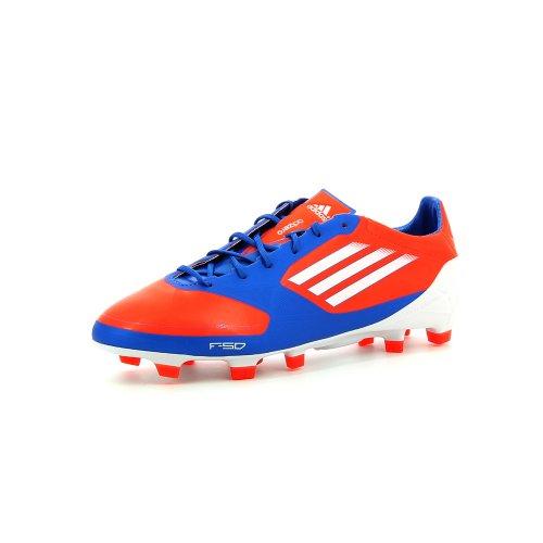 adidas F50 Adizero Trx Fg Syn, Chaussures de football mixte adulte Rouge